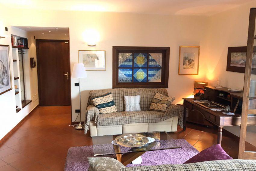 6. Living room Argegno apartment