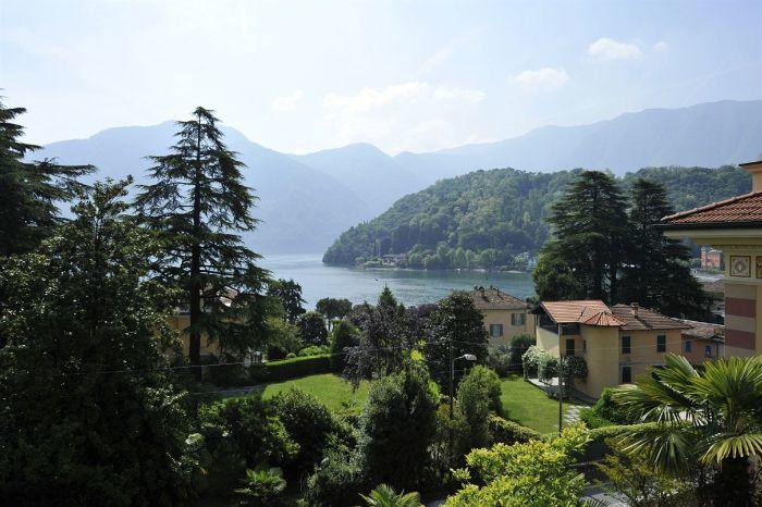1. Lenno Centre Villa a few minutes by the lake