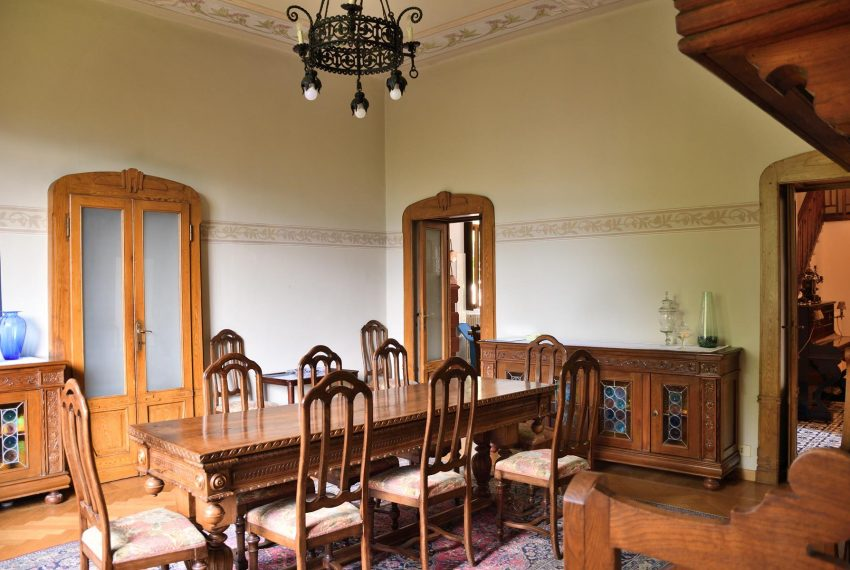 11. Dining room holiday home Lake Como