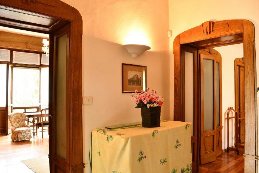 17. First floor Villa Castiglione Intelvi