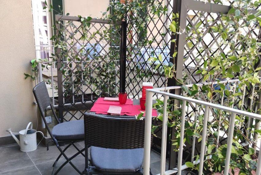 Via Benzi Como apartment