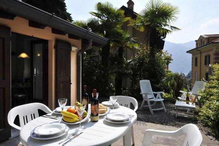 Outdoor Villa Centre Lenno Lake Como