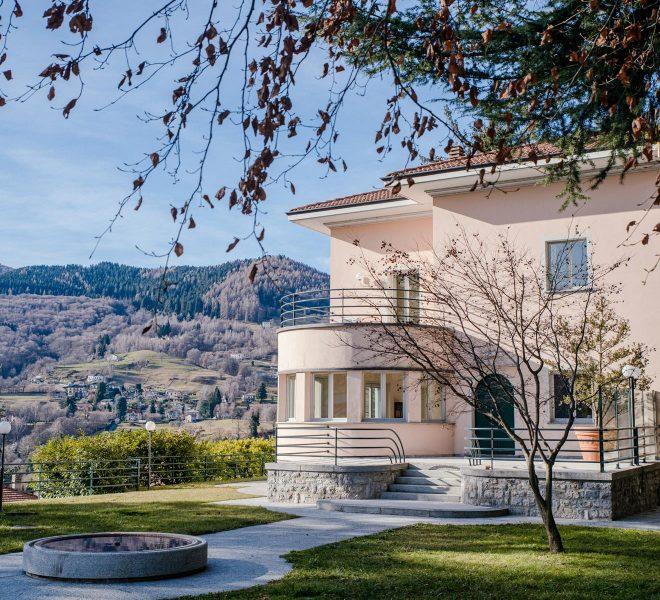 Villa Faggio San Fedele Intelvi