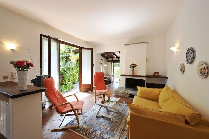 6. Confortable holiday house in Lenno Lake Como