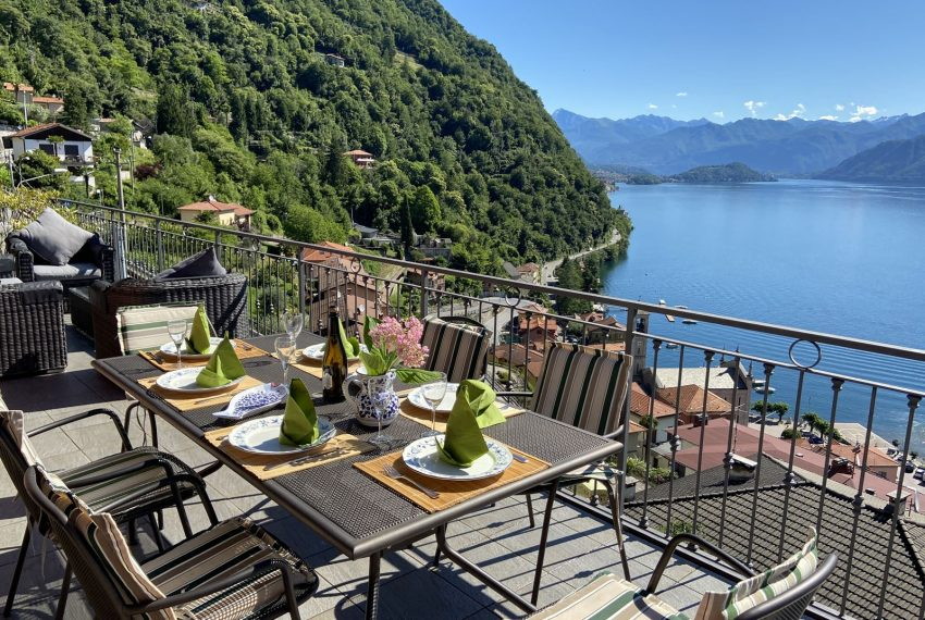 7. Lake Como apartment for rent