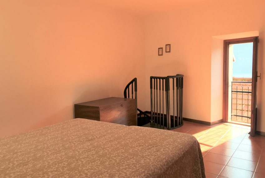 Apartment for rent Carate Urio - double bedroom