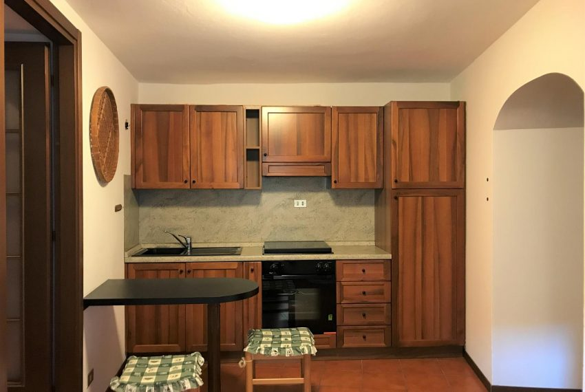Apt Carate Urio - Kitchen