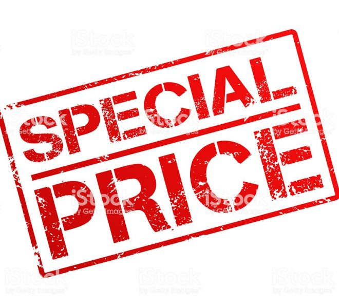 Special offer in June