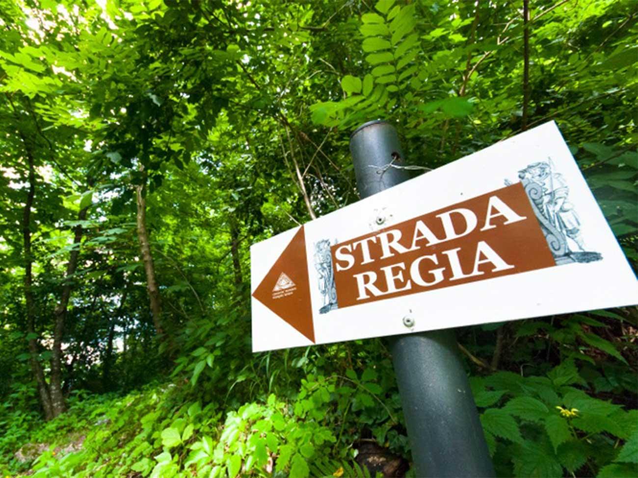 Lake Como strada Regia