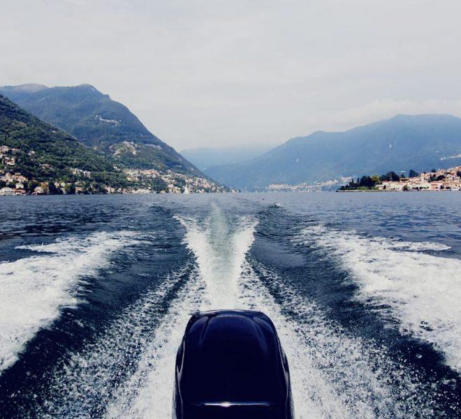 Lake Como boat tour