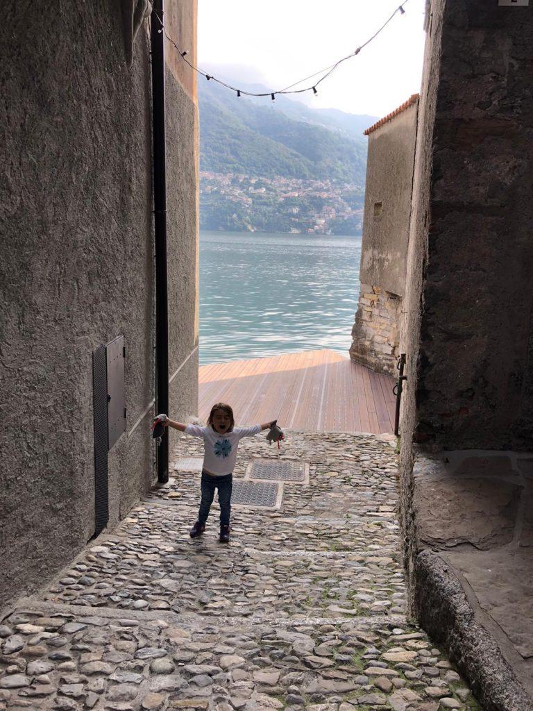 We already missing Lake Como