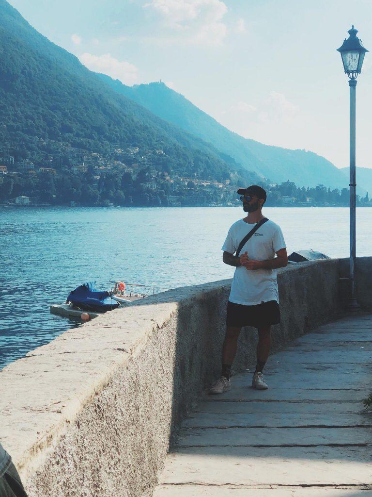 Week-end on Lake Como
