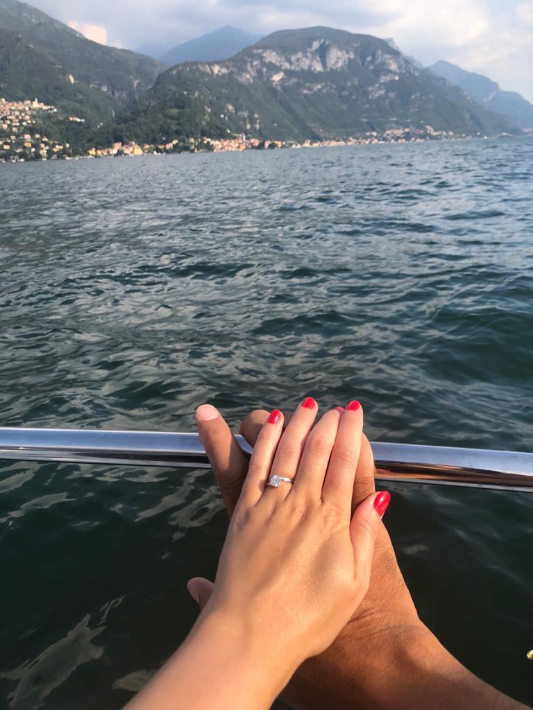 Magic moments on Lake Como